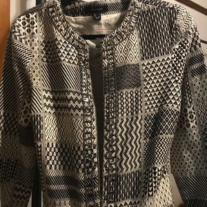 NWT Atmosphere gorgeous beaded blazer